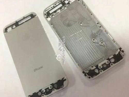 New iPhone 5S photos appear, specs hint at 12 MP camera, same CPU, quad-core GPU