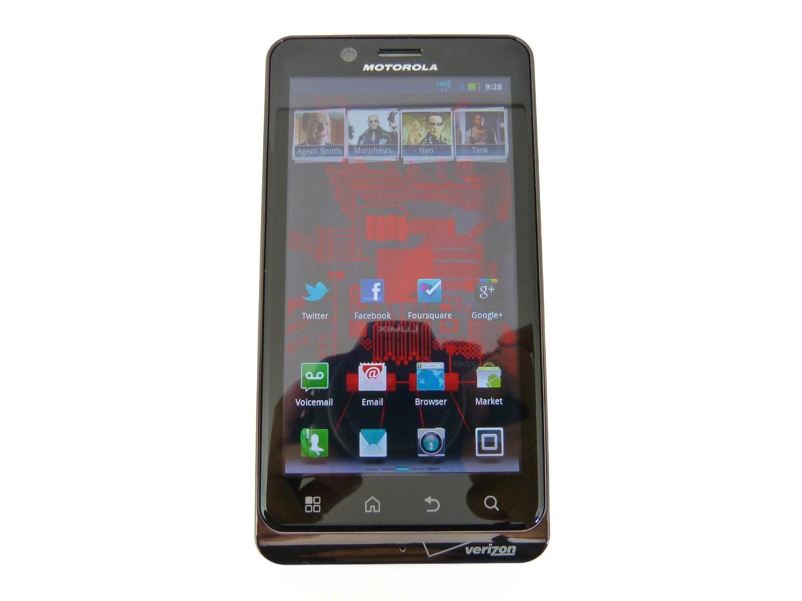 Motorola Verizon 4g Lte
