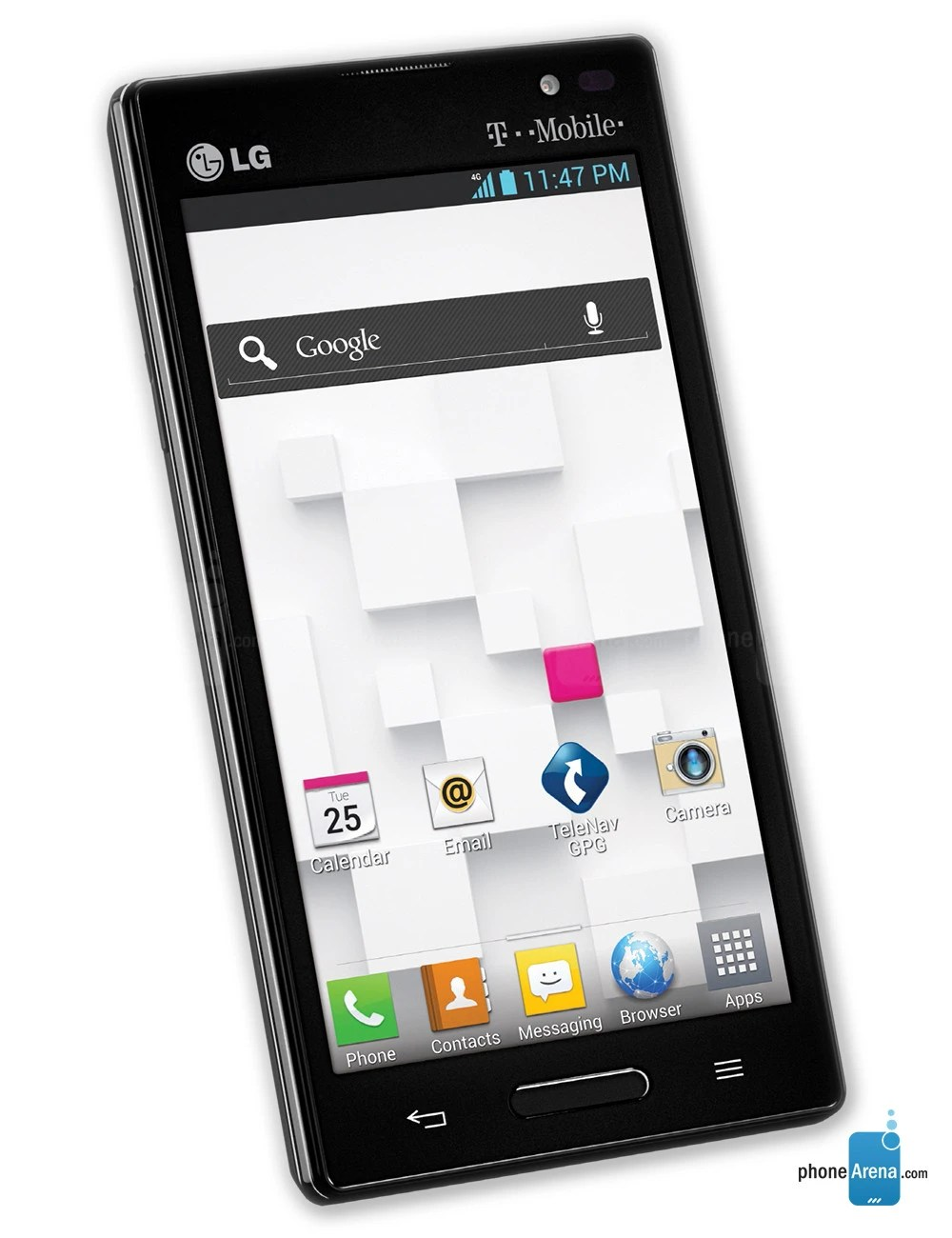 Mobile Phones Lg Optimus