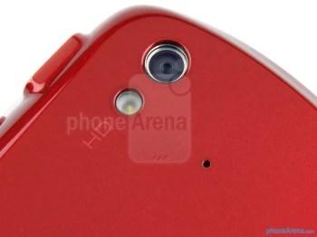 Camera - Sony Ericsson Xperia pro Review