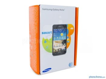 Samsung Galaxy Note LTE Review