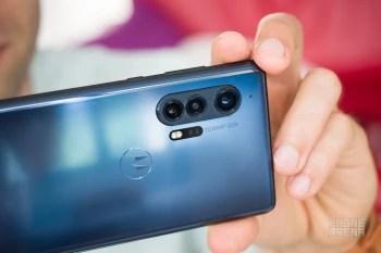 Motorola Edge Plus review: annual surprise