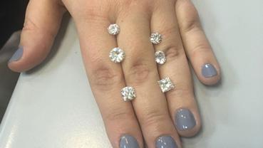 Diamond Substitutes