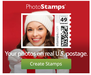 Save with Online Postage Stamps – Customize your Stamp at Stamps.com