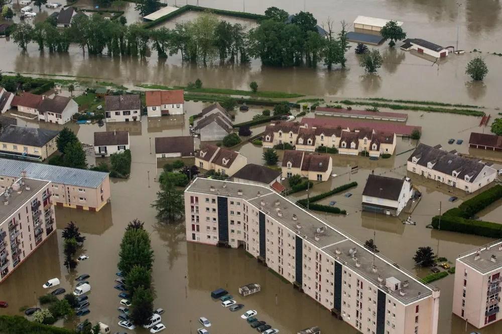 Inondations Dcrue Paris Rouen En Seine Maritime