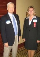 ICNS 2012: Chris Wargo, Denise Ponchak