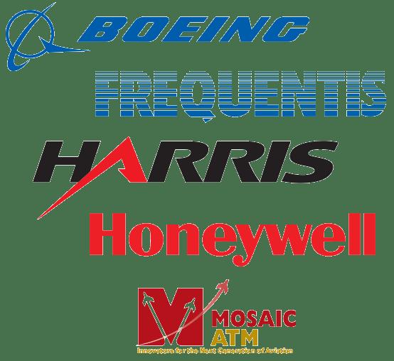 Boeing | Frequentis USA | Harris Corporation | Honeywell | Mosaic ATM