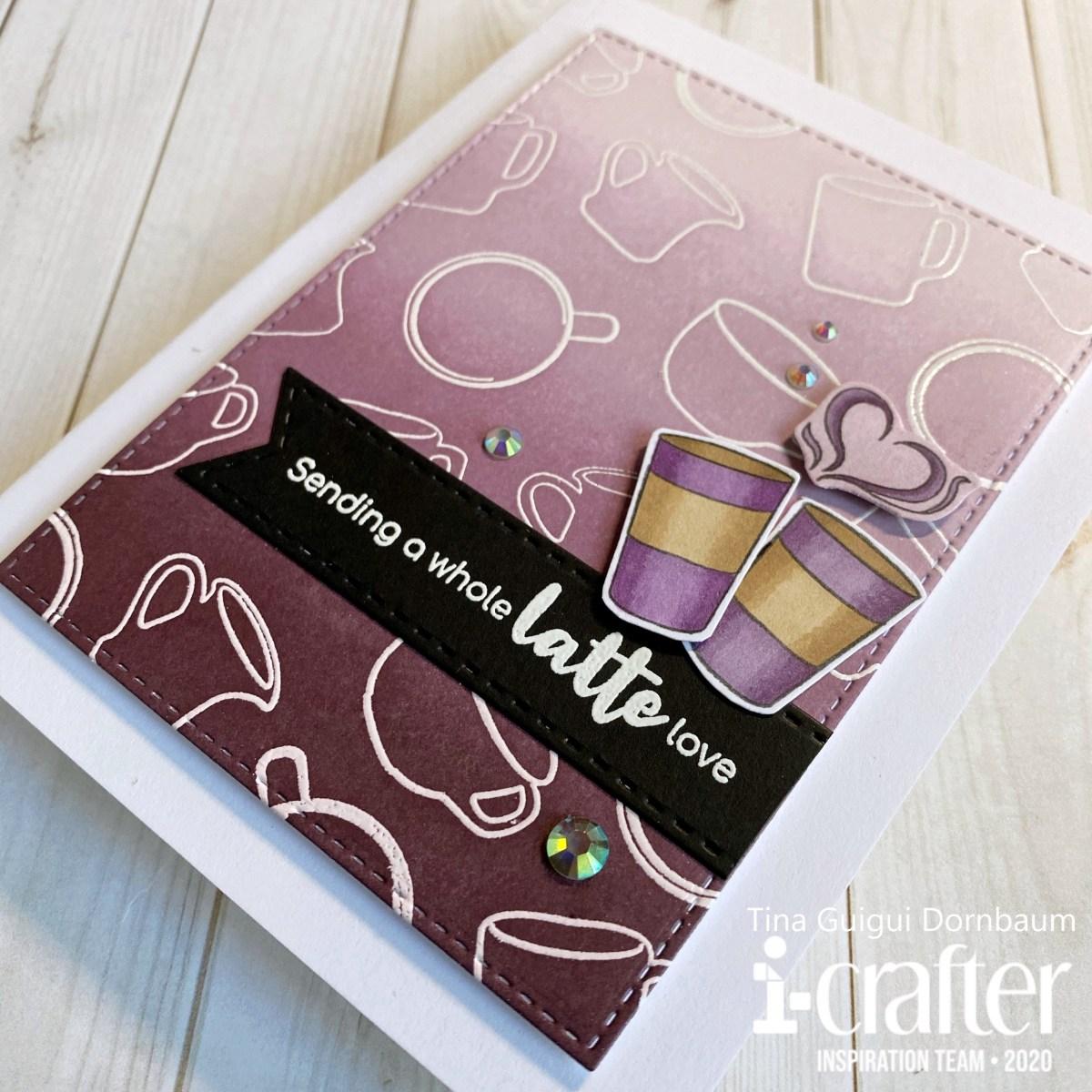 Latte Coffee Sentiments