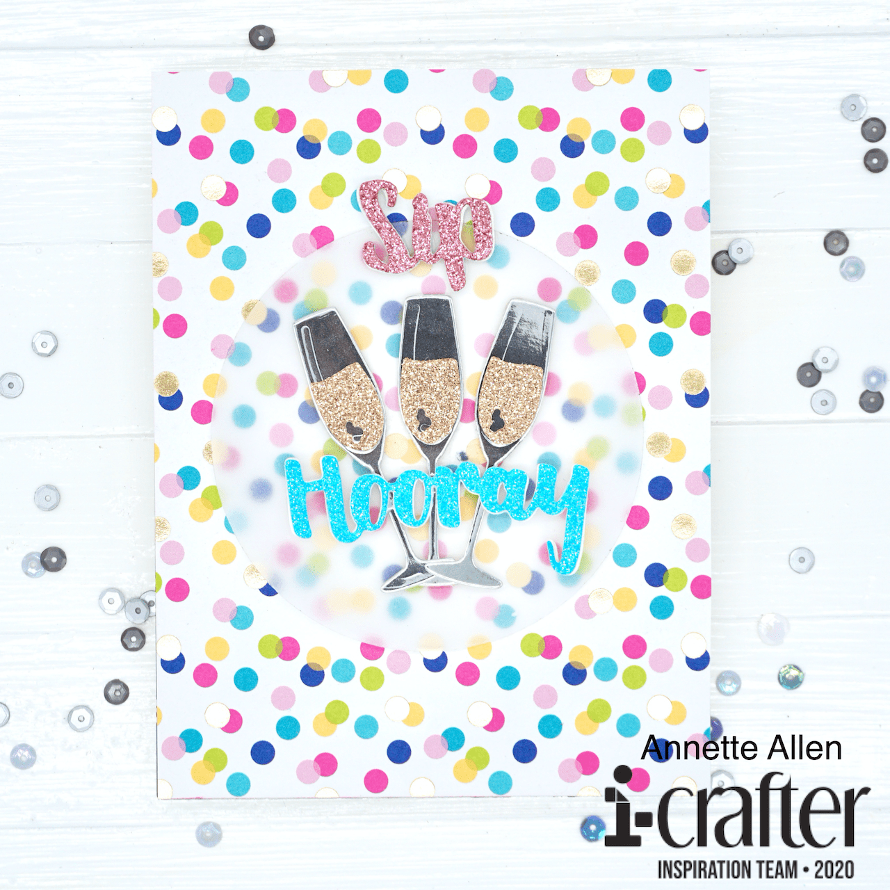 Celebration Wiper Insert