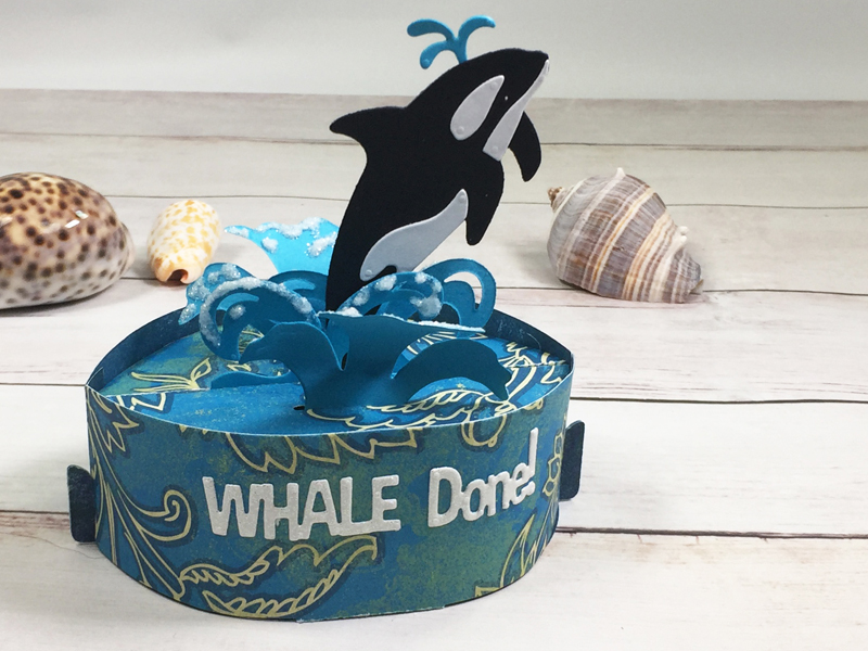 Box Pops, Whale Done