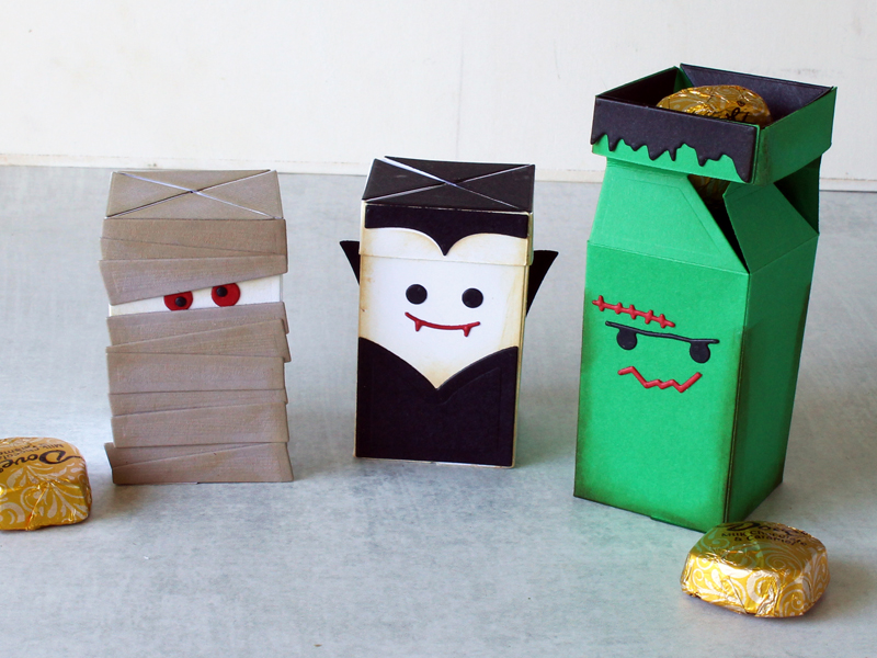 Impossible box monsters