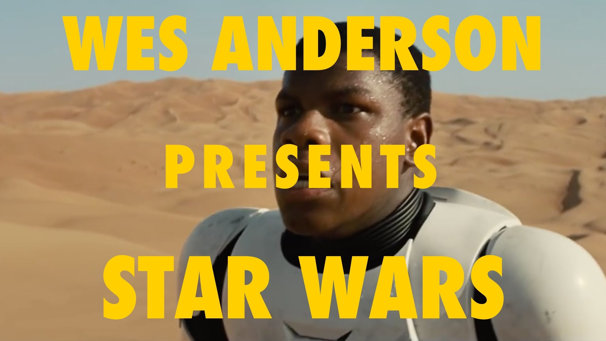 if wes anderson did star wars: watch this trailer re-imagining