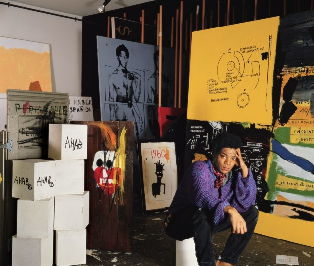 Eight Things You Didnt Know About Jean Michel Basquiat