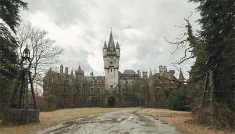 Forgotten Tourist Destinations Castle Belgium