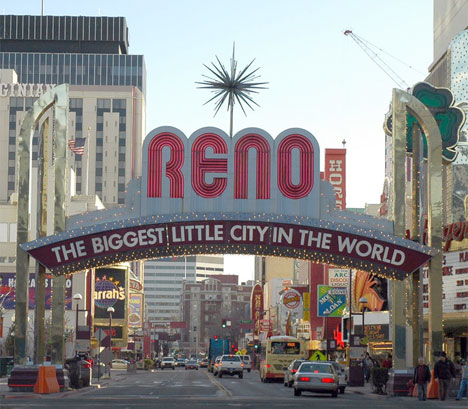 Forgotten Tourist Destinations Reno