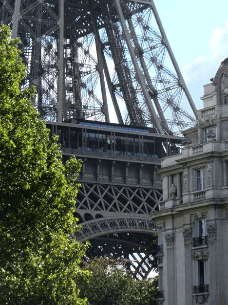 Popular Tourist Countries France Paris