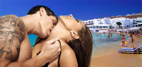 10 sexiest holiday destinations mykonos