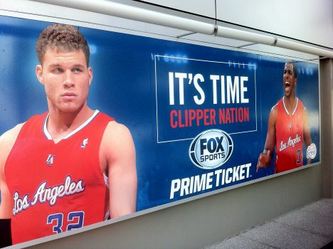 Disappointing travel destination Los Angeles Clippers. I wonder when it will be their time?