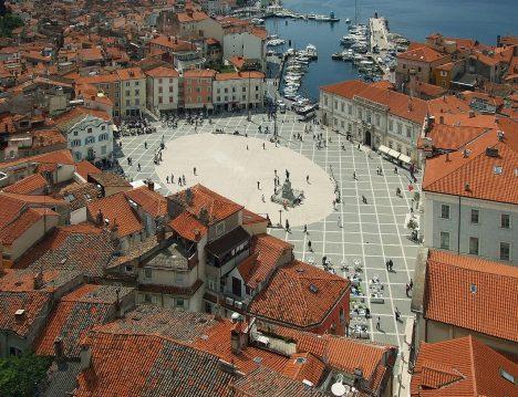 Hidden tourist spots Piran