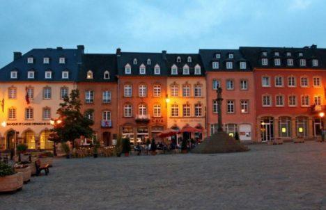 Hidden tourist spots Luxembourg