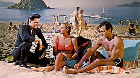 Acapulco 1963: Elvis Presley makes the city famous.