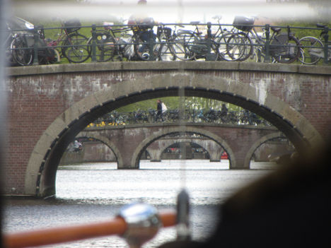 Top 10 cities year Amsterdam