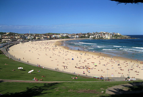 Urban Beaches Bondi Beach