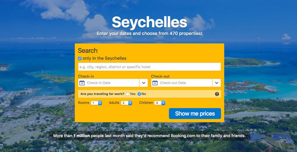 Top 10 Islands World Seychelles Book a hotel in Seychelles
