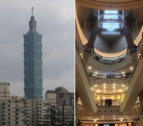 Boring Taipei