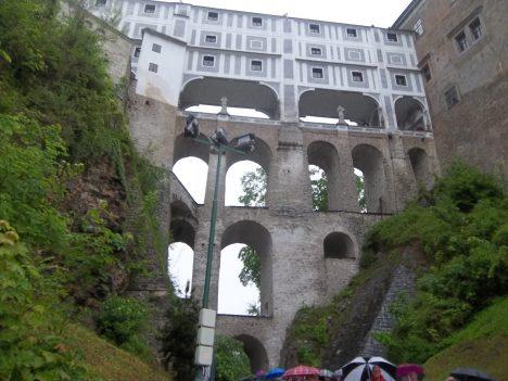 Underrated tourist spots Cesky Krumlov historic town.