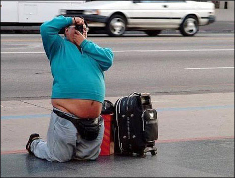 top 10 funny tourist snapshots chinese tourist hollywood