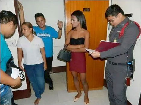 The naked body of a foreign tourist was found in a hotel room in Pattaya in the early hours of Sunday morning.