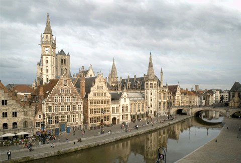 Top 10 Inner Cities 2019 Gent