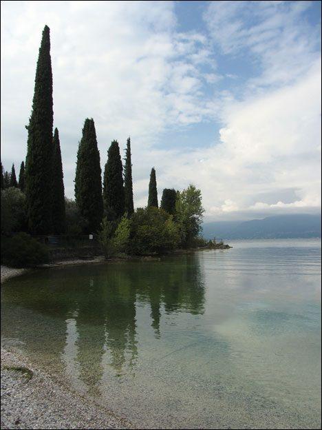 Lake Garda near Locanda Hotel