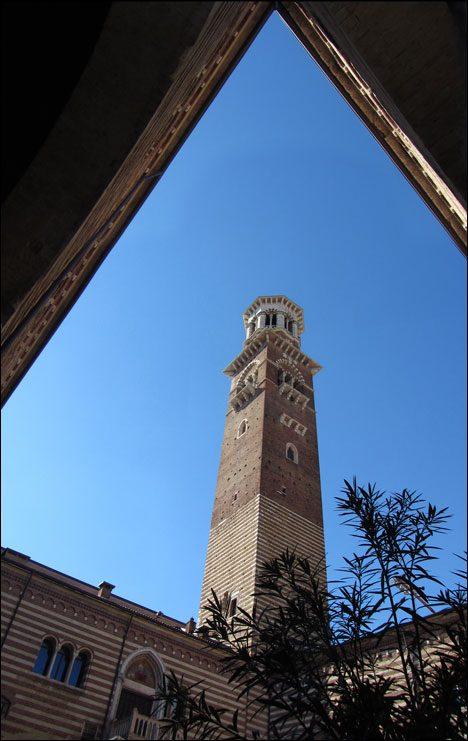 Lamberti Tower Verona