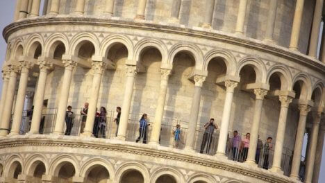10 overrated tourist attractions pisa