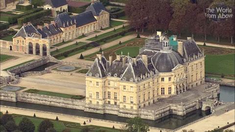 France Castle Tour