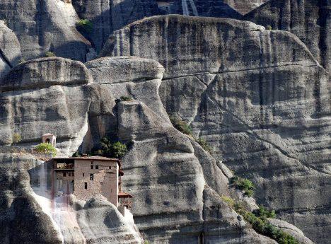 Underrated tourist spots Meteora Greece