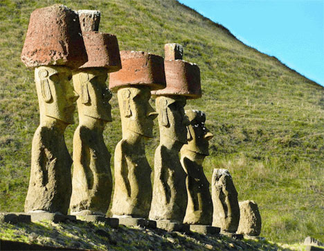 Top 10 Statues Worldwide Moai