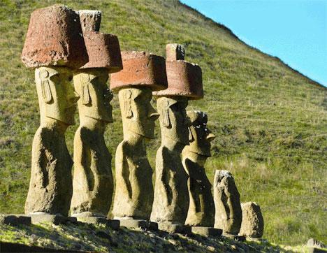 Top 10 Statues Worldwide Moai