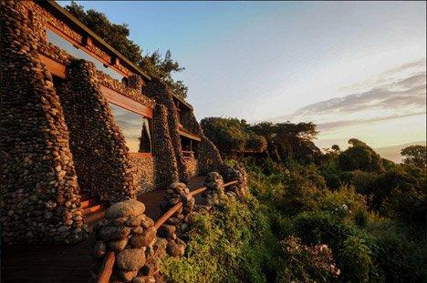 Arusha Kilimanjaro Ngorongoro Serena Safari Lodge