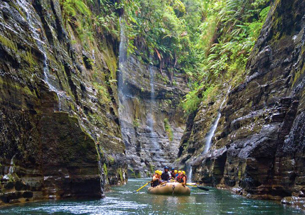 Top 10 Islands World Fiji River rafting Fiji