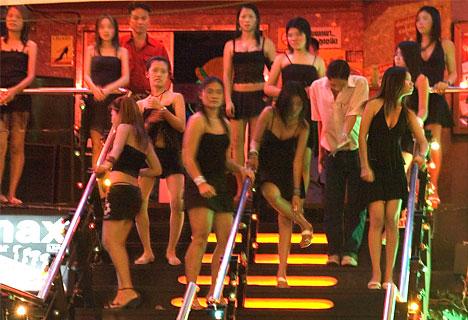 sex tourism since 1950s thailand