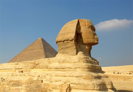 Top 10 Statues Worldwide Sphinx
