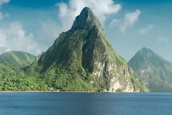 Top 10 Islands World St Lucia