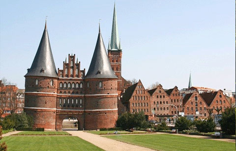 Top 10 Tourist Hot Spots Germany Lubeck
