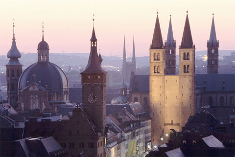 Top 10 Tourist Hot Spots Germany Romantische Strasse
