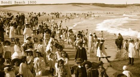 Urban Beaches Bondi Beach