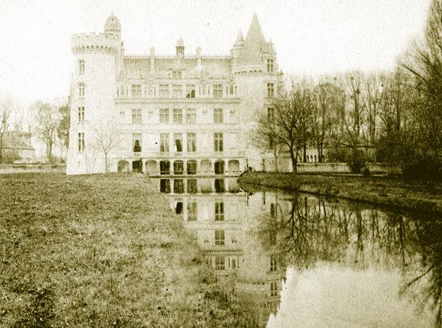 Chateau-Mothe-Chandeniers
