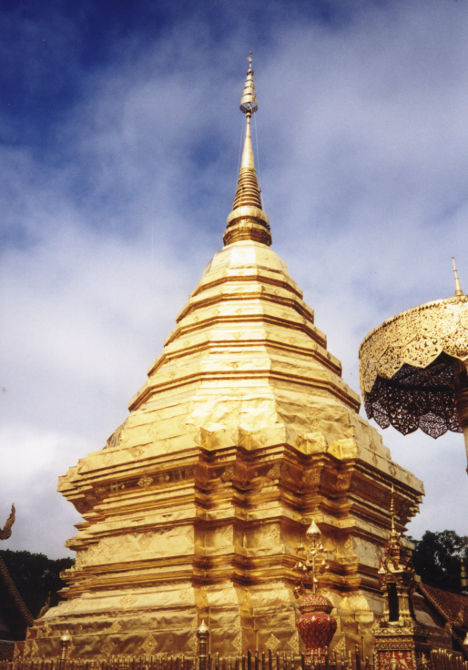 Hidden Gem Chiang Mai - Doi Suthep chedi